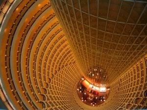 برج جین مائو (Jin Mao)، چین