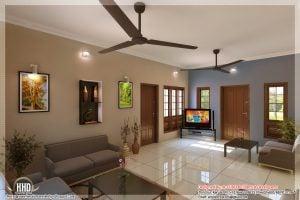 طراحی دکوراسیون داخلی منازل اتاق نشیمن
