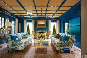 طراحی دکوراسیون داخلی منازل اتاق پذیرایی