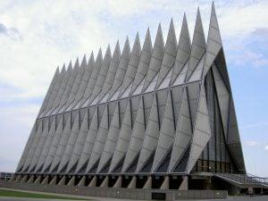 نیایشگاه افسران نیروی هوایی آمریکا، کلرادو