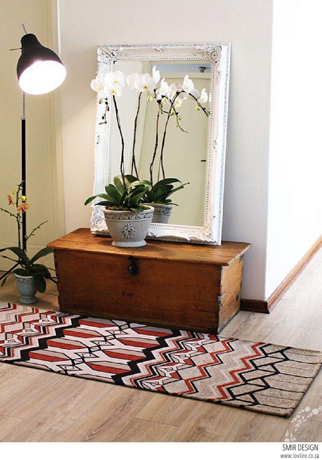 قالیچه در طراحی دکوراسیون داخلی
