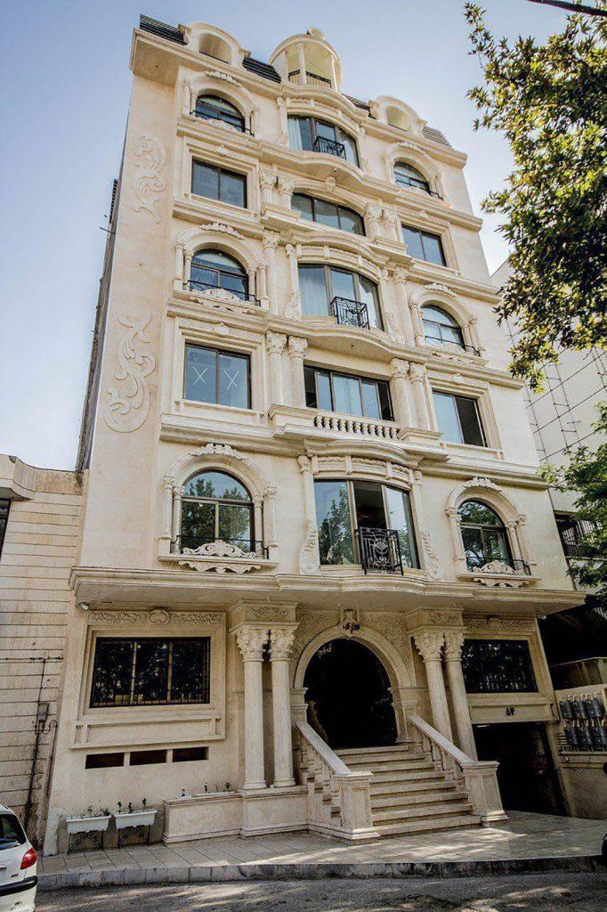 ساخت منزل مسکونی در تهران