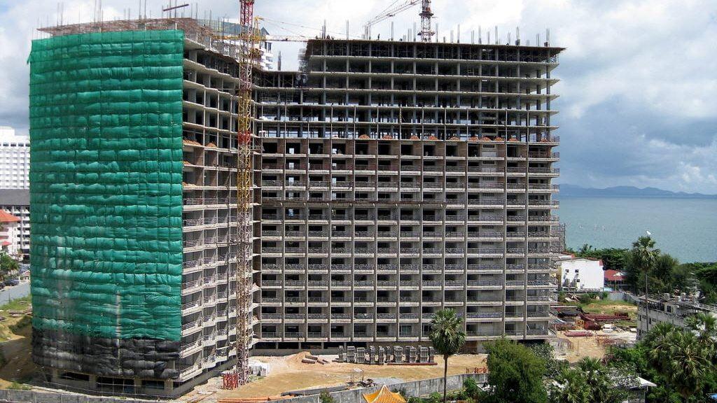 ساخت منزل مسکونی در زعفرانیه